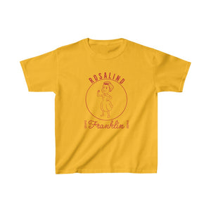 Rosalind Franklin Retro Tshirt for Kids