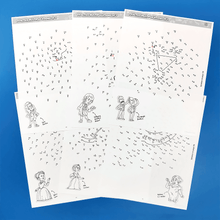 Load image into Gallery viewer, Bundle: Multiplication Fun Practice Books Vol1&Vol2 {printable}