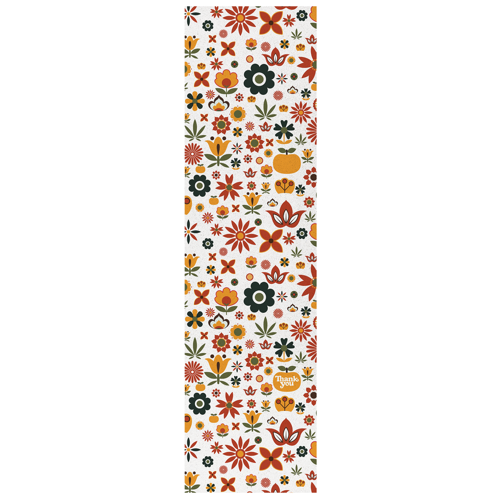 Flower Power Grip Sheet