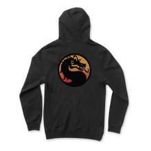 Load image into Gallery viewer, Dragon Zip Hoodie
