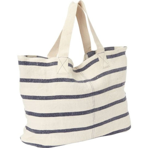 Stiped Tote Bag