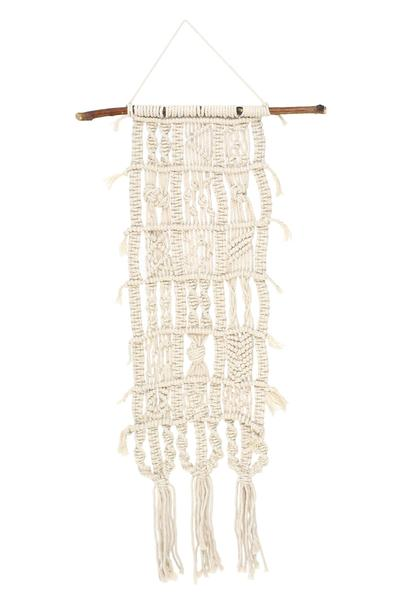 "Soul of the Party - 36"" Macrame Wall Hanging"