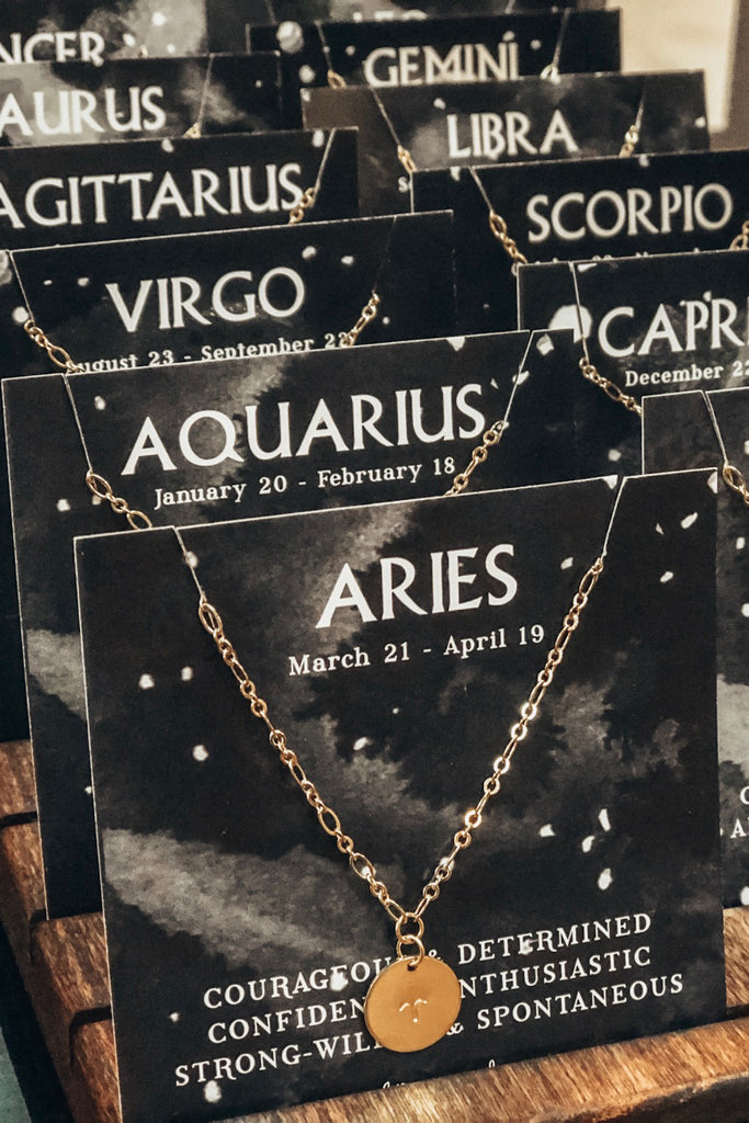 Astrological Necklace