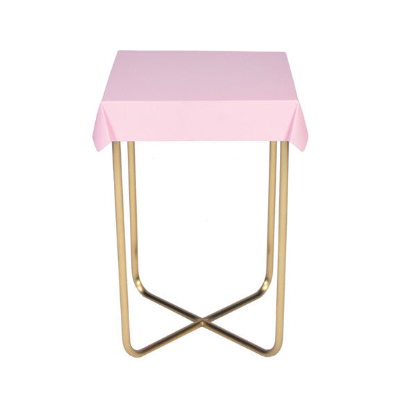 Drape Side Table