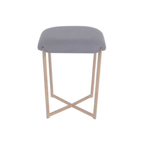 Prong Stool : Brass