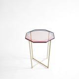 Sale #3 - Gem Side Table / Blush