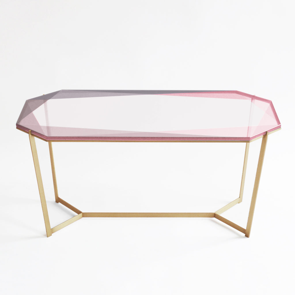 Just added! Gem Coffee Table / Blush