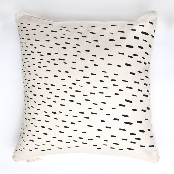 Sideways Rain Pillow