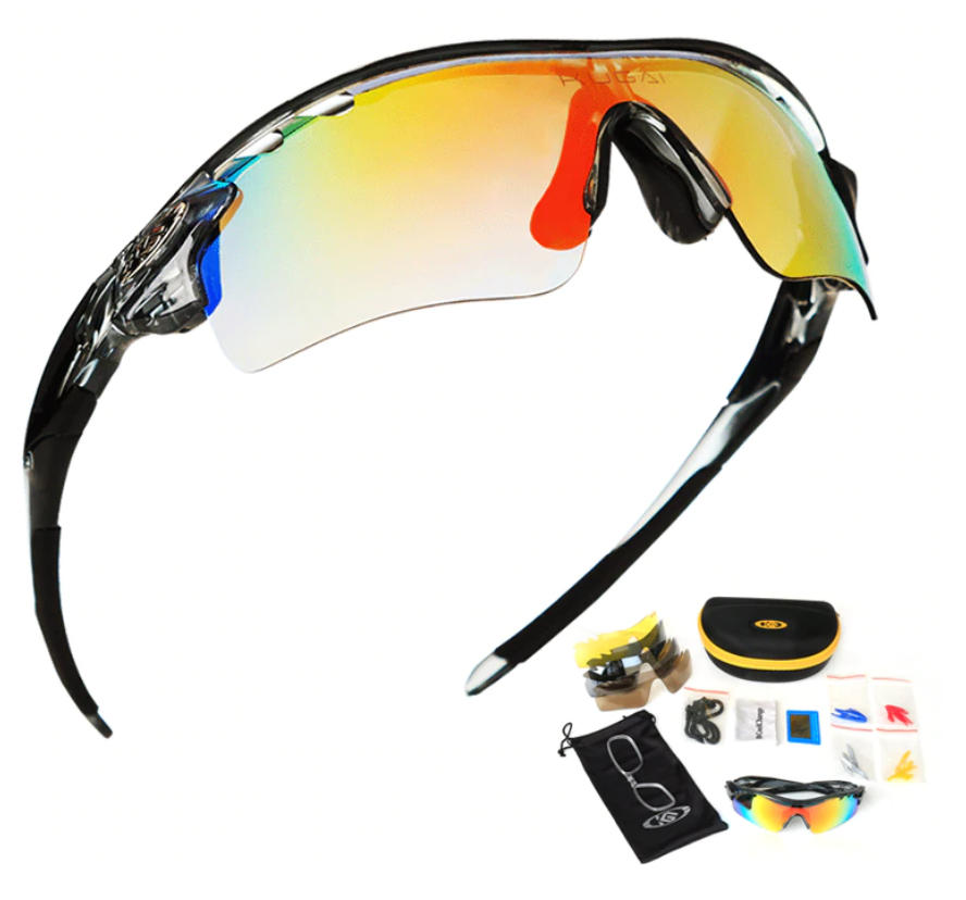 dbd49880e6 CoolChange Polarized Cycling Sunglasses – Elvy