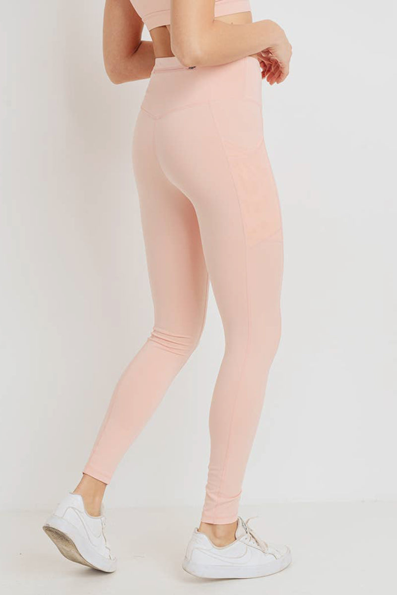 Eco Leggings  // CANTALOUPE - Appelov