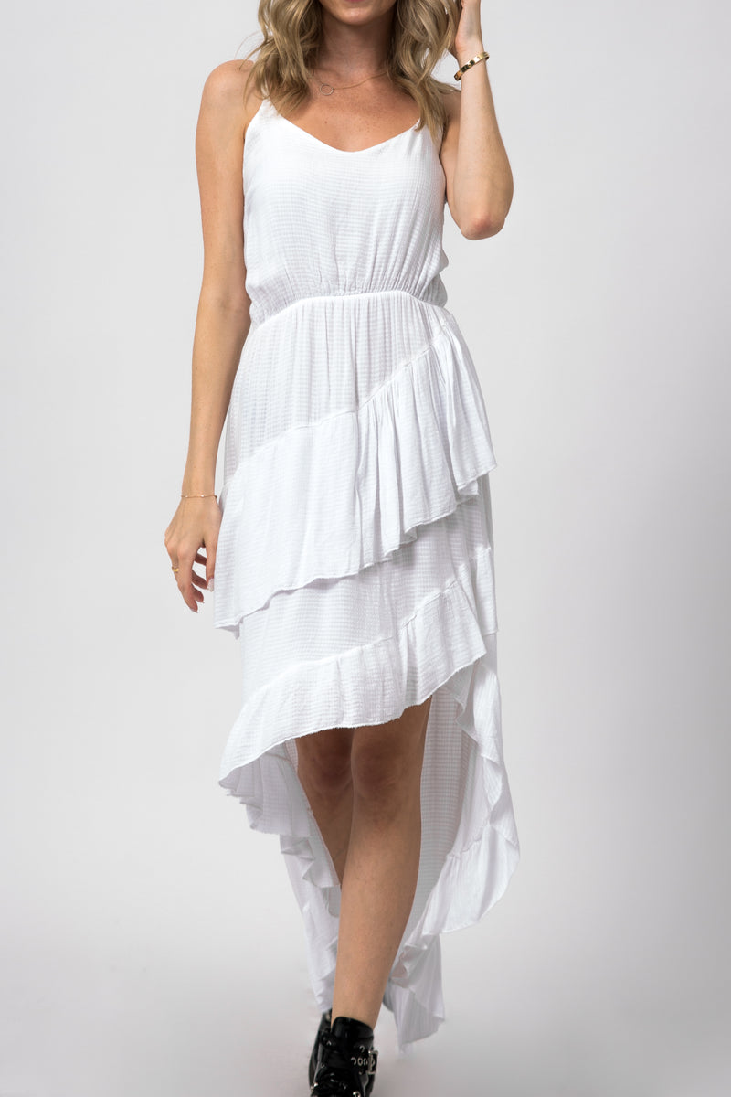 Hailey High Low Dress - Appelov
