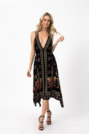 Whitney High Low Dress