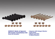 ASIK-01 Bolts & Spacers Oil Cooler Installation Kit