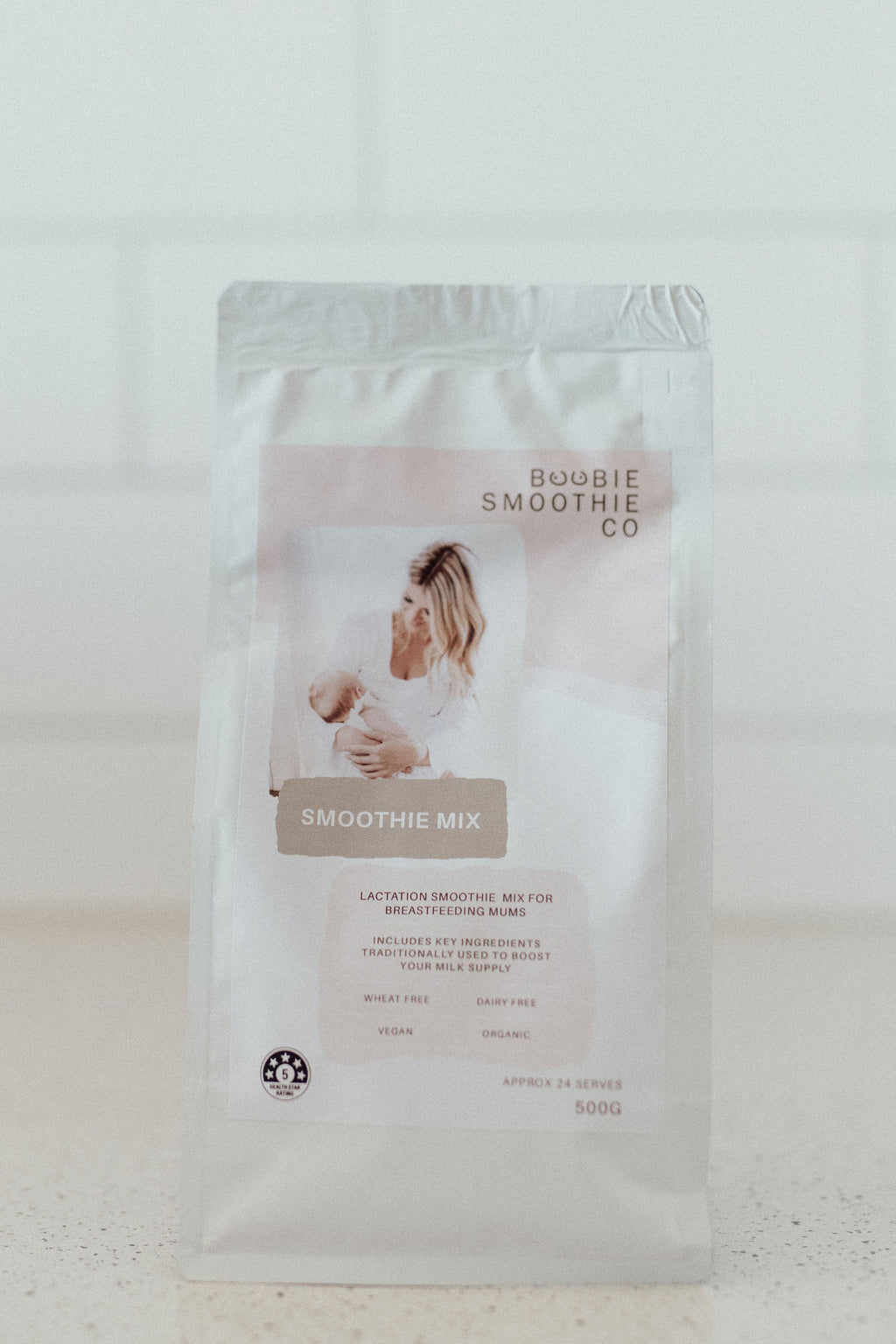 Boobie Smoothie Mix - Original Vanilla