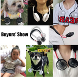HANDS FREE  SPORTS and PET FAN