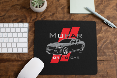 Charger Muscle Car Mouse Pad