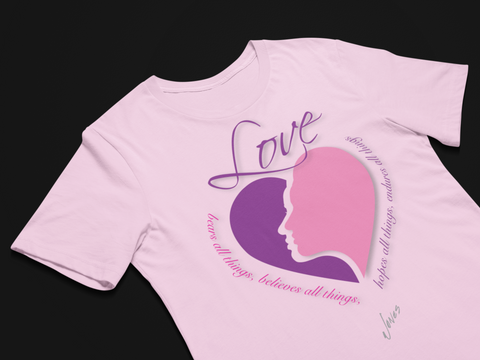 Love Endures T-shirt