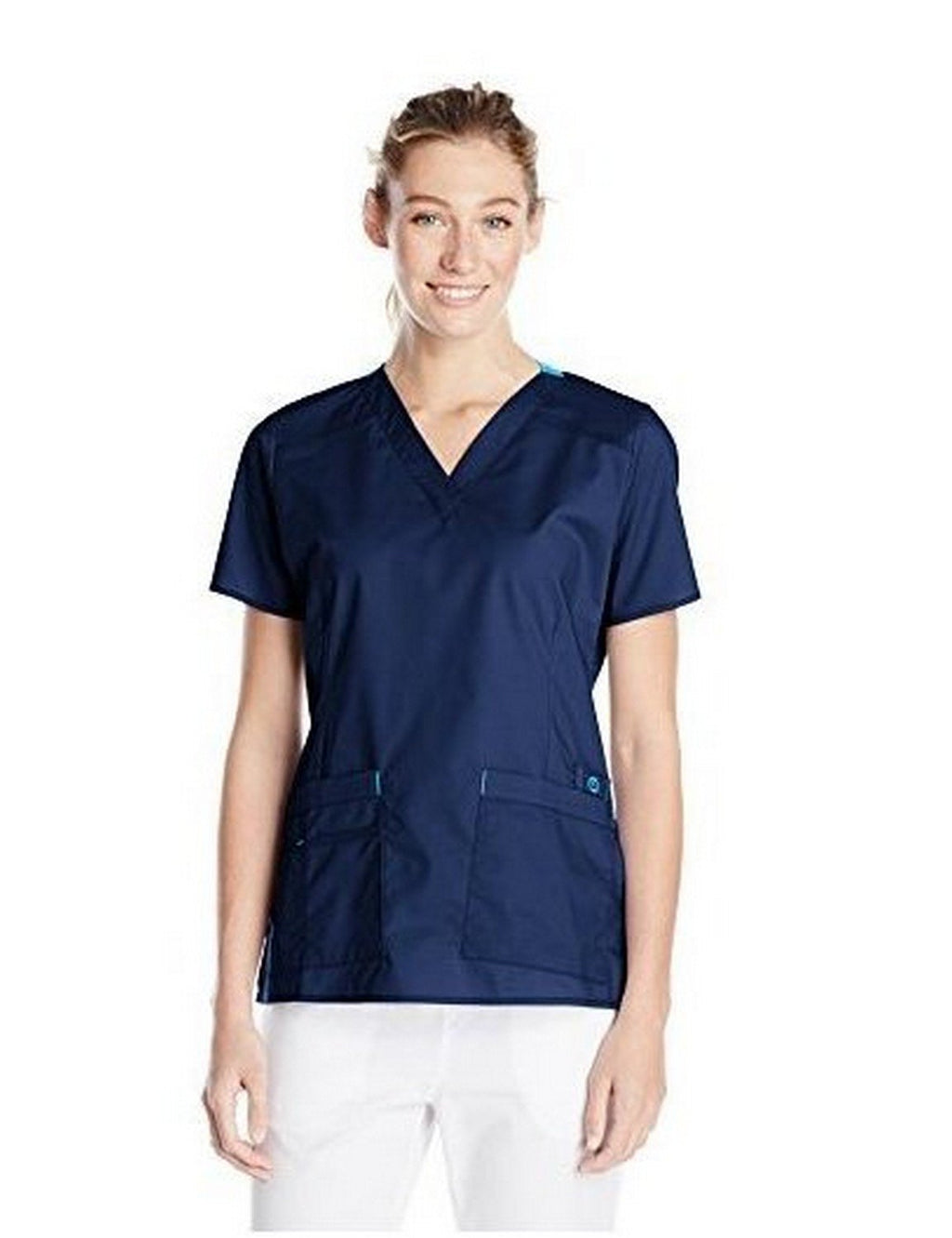 wonderwink-women's-wonderflex-verity-scrub-top