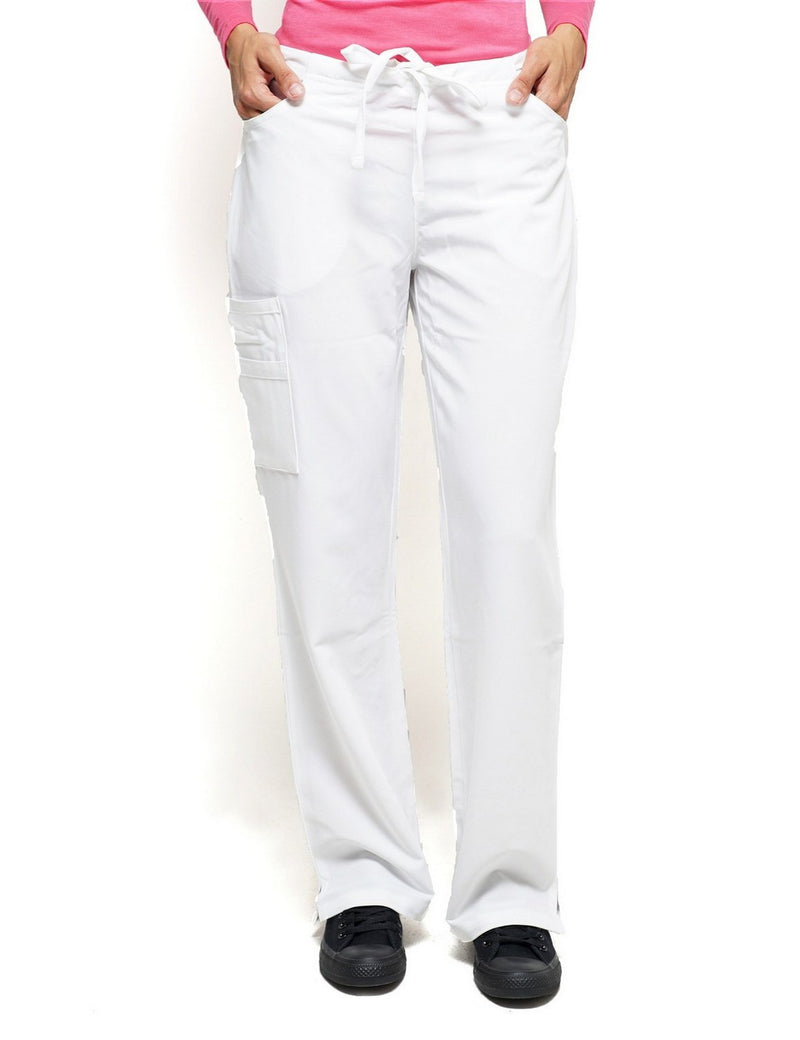 Excel Cargo Pants White