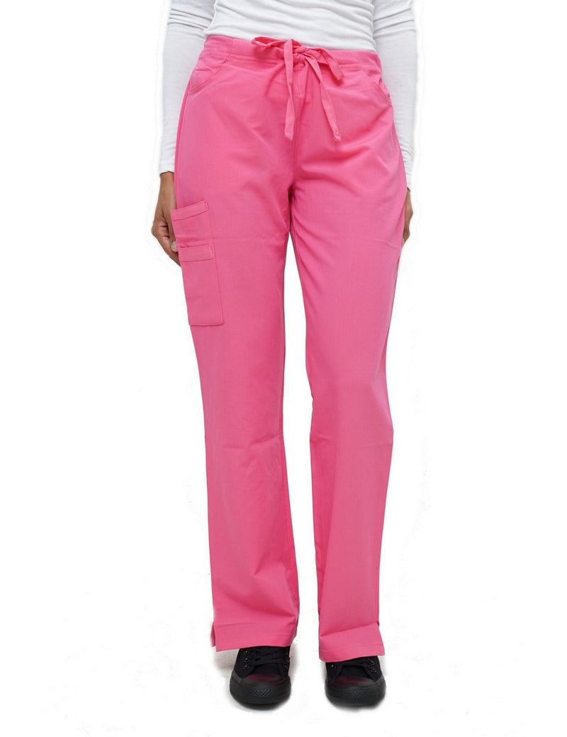Excel Cargo Pants Hot Pink