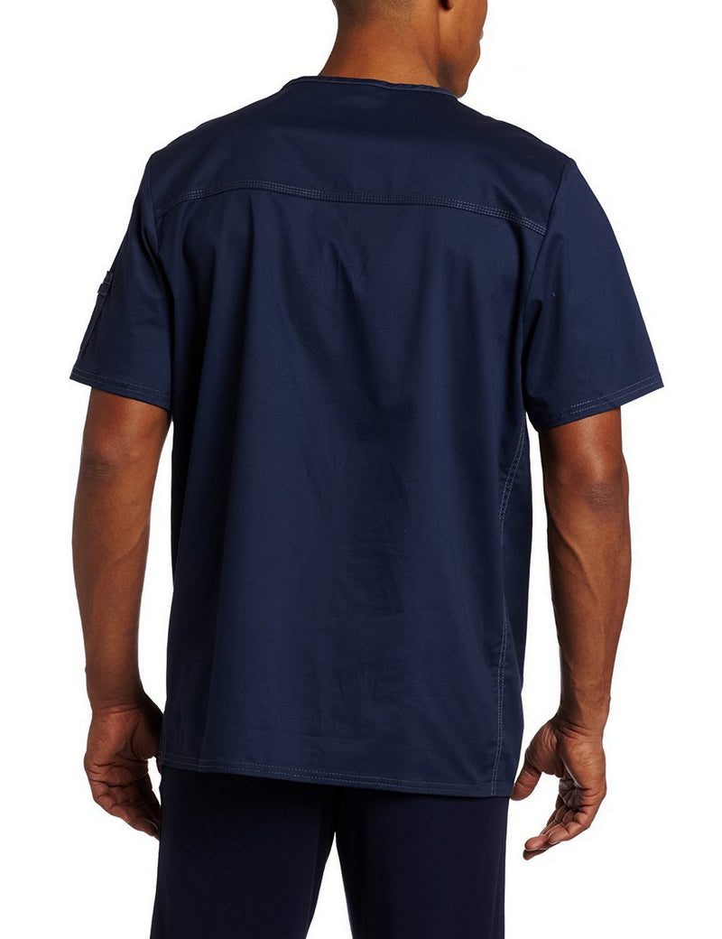 Dickies Generation Flex Men's Youtility Scrub Top Navy