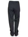 Lizzy-B Drawstring Scrub Pants Black
