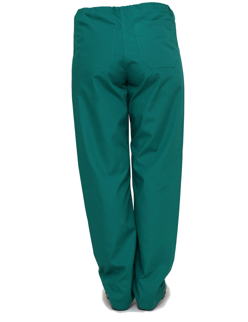 Lizzy-B Drawstring Scrub Pants Hunter