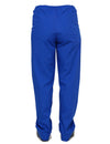 Lizzy-B Drawstring Scrub Pants Royal