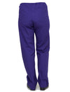 Lizzy-B Drawstring Scrub Pants Purple