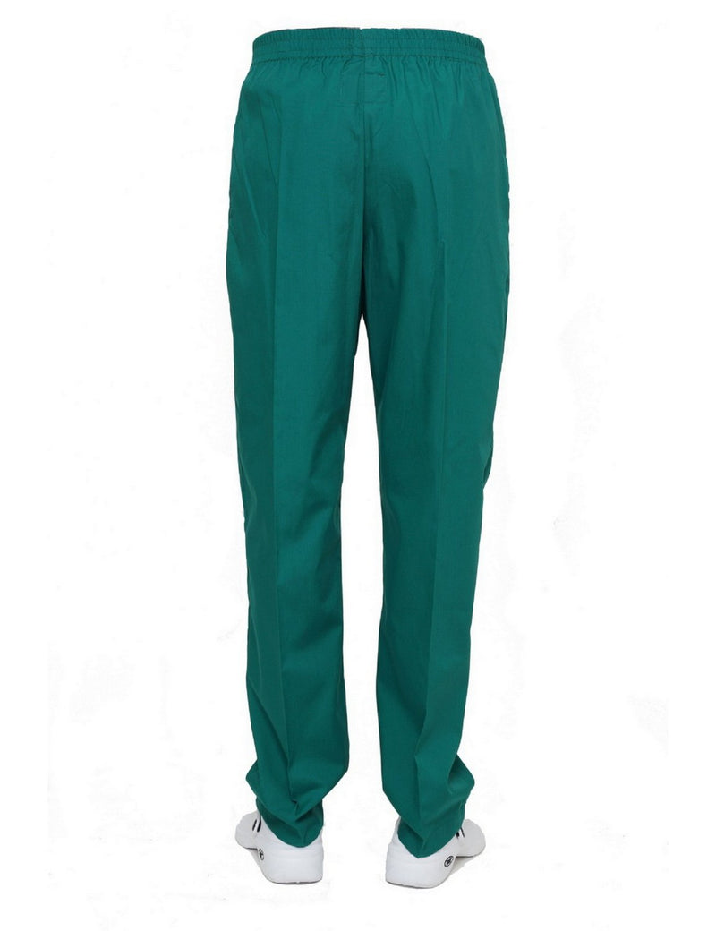 Lizzy-B Elastic Scrub Pants Hunter