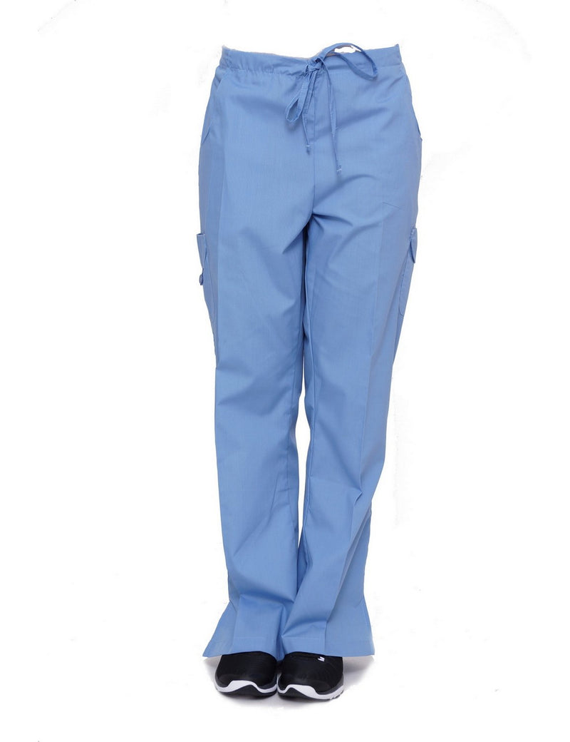 Lizzy-B Cargo Pants Light Blue
