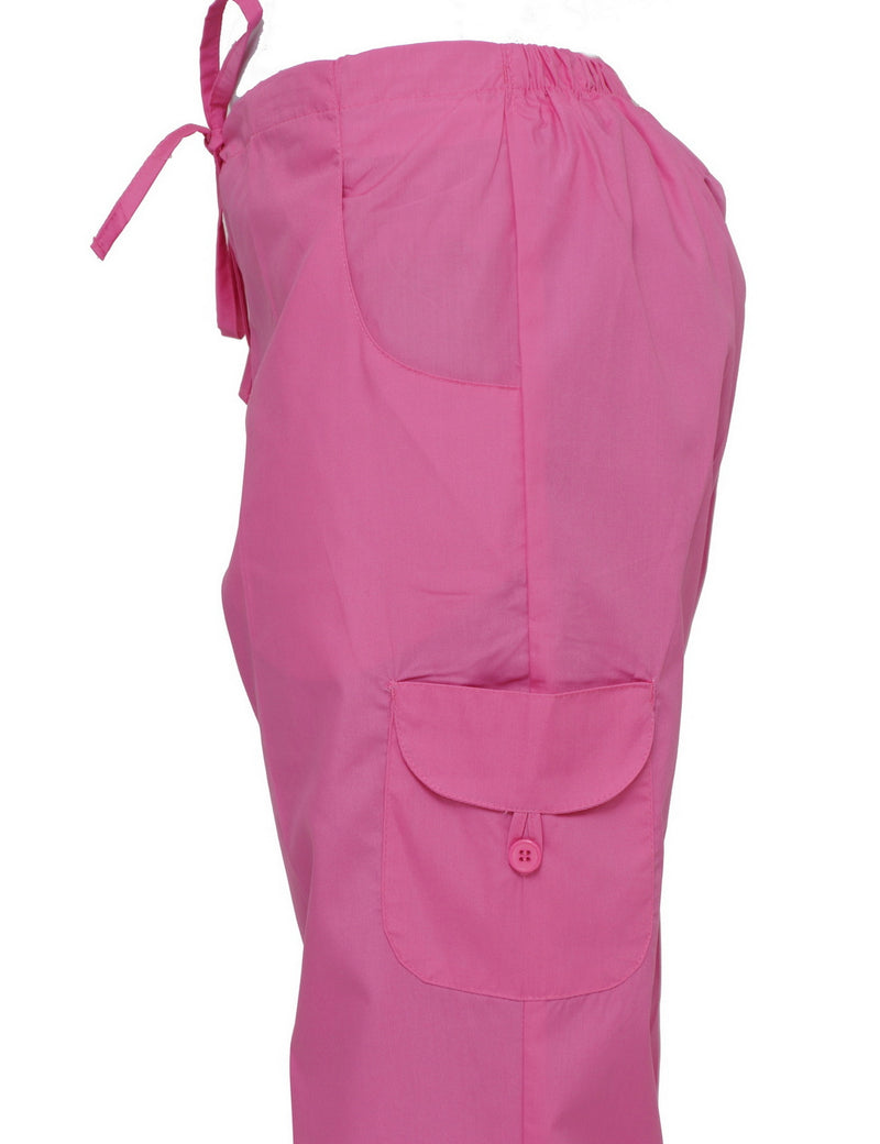 Lizzy-B Cargo Pants Hot Pink