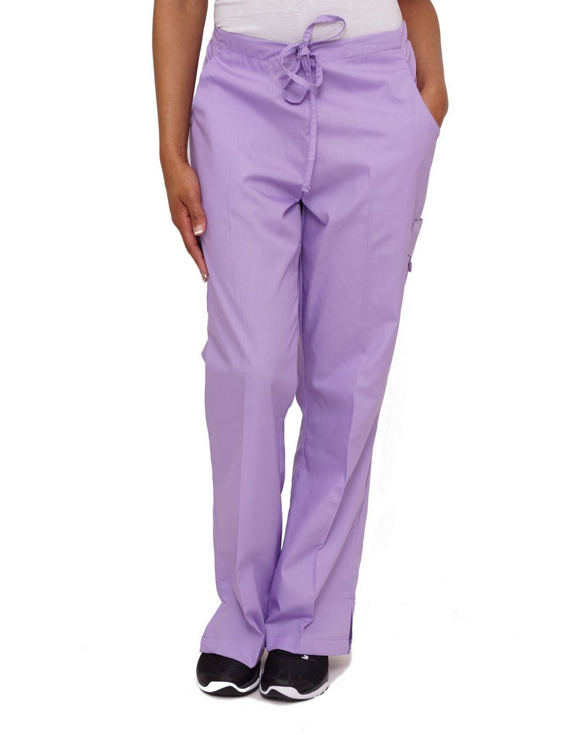 Lizzy-B Cargo Pants Lilac