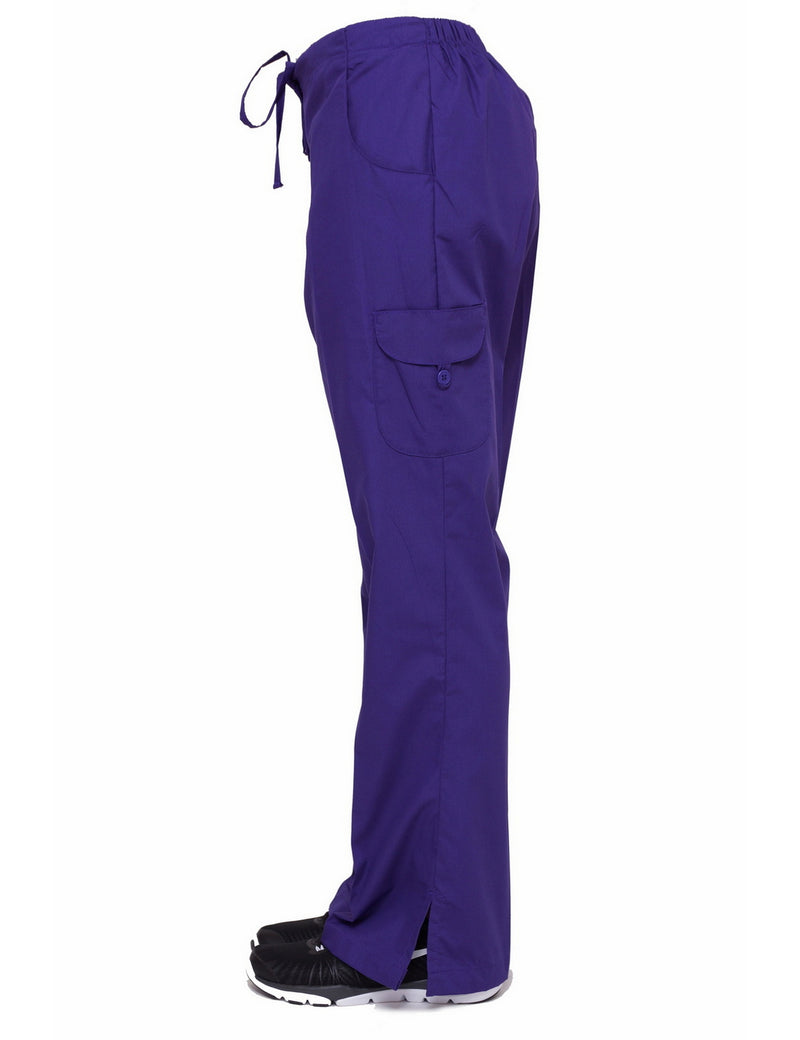 Lizzy-B Cargo Pants Purple