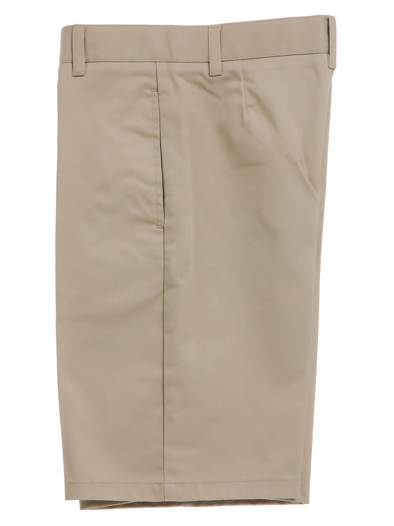 Lizzy-B School Uniform Boys Shorts Khaki