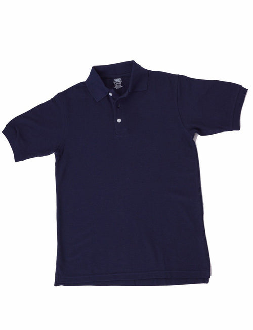 Lizzy-B Boys Polo Navy