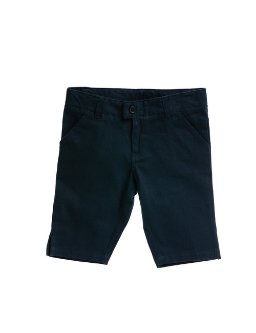 Lizzy-B Girls Short Navy