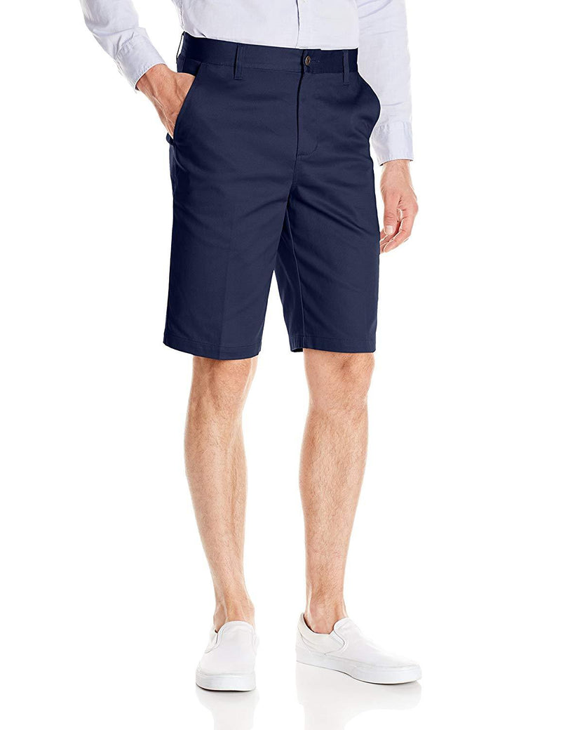 Lee Uniforms Men's Classic Stretch Short Navy