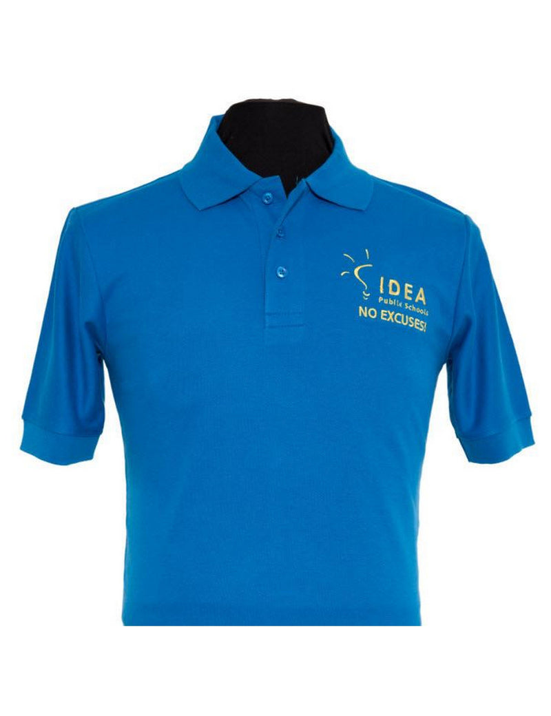 Idea Polo WITH No Excuses - Adult Royal