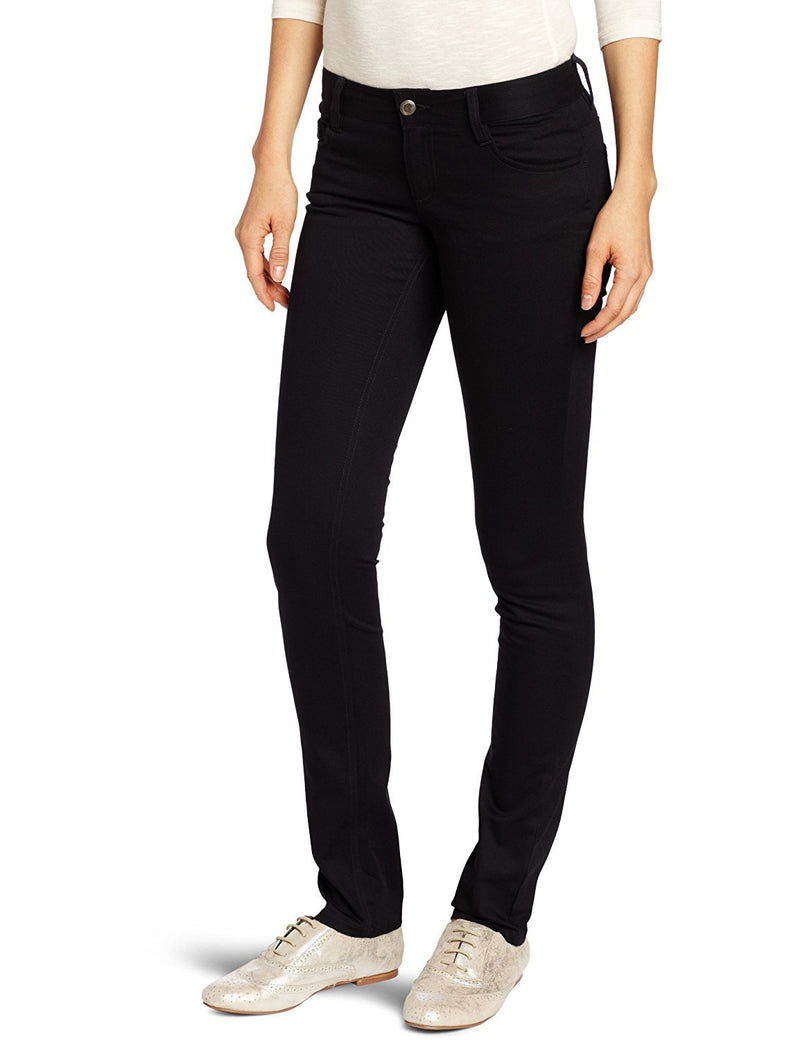 Lee Uniforms Juniors Classic 5 Pocket Skinny Pant Black