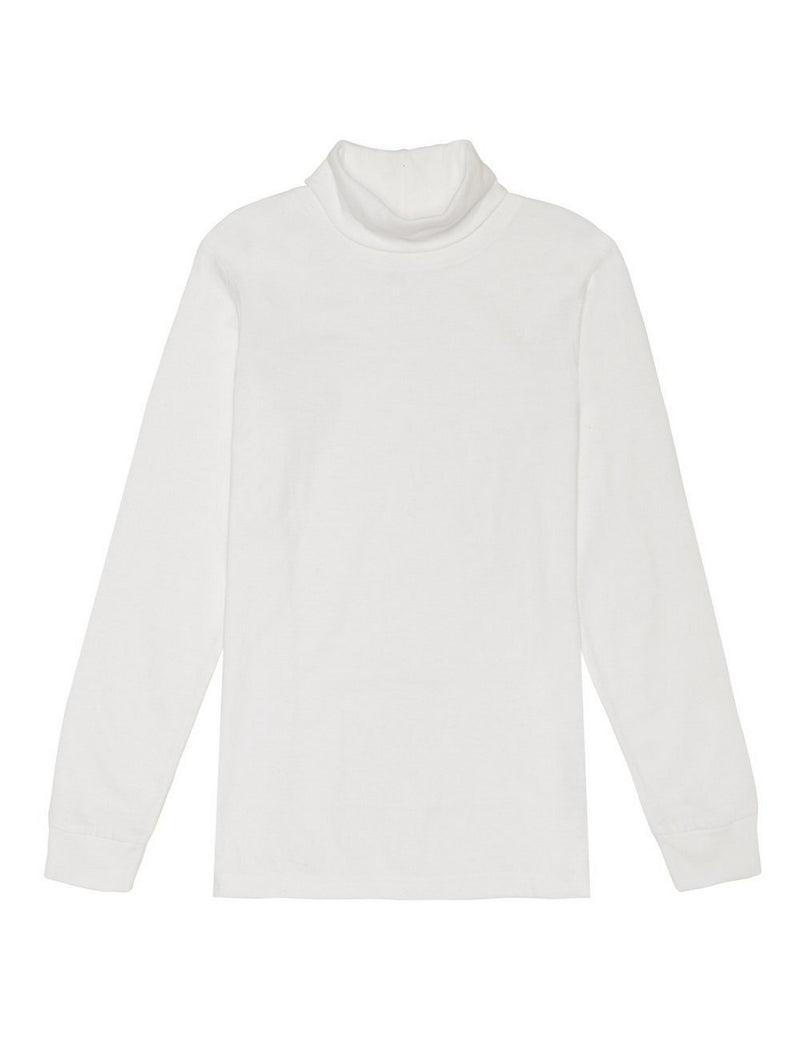 French Toast Boys' Turtleneck White