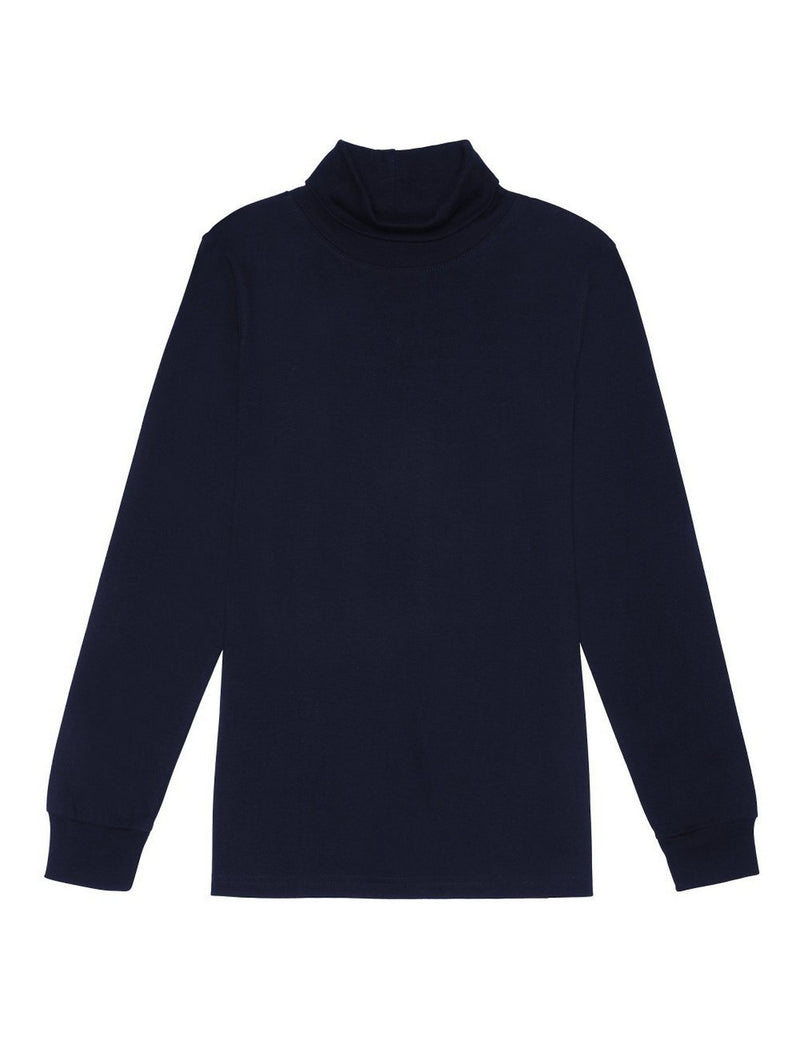 French Toast Boys' Turtleneck Navy