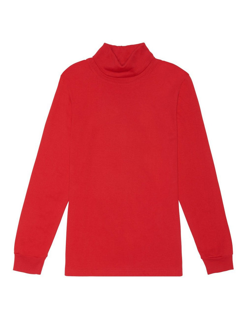 French Toast Boys' Turtleneck Red