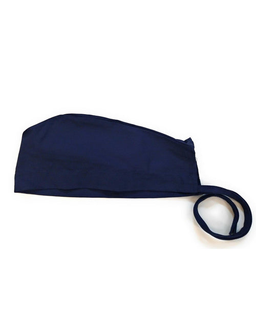 Lizzy-B Adult's Unisex Scrub Hat - One Size Navy