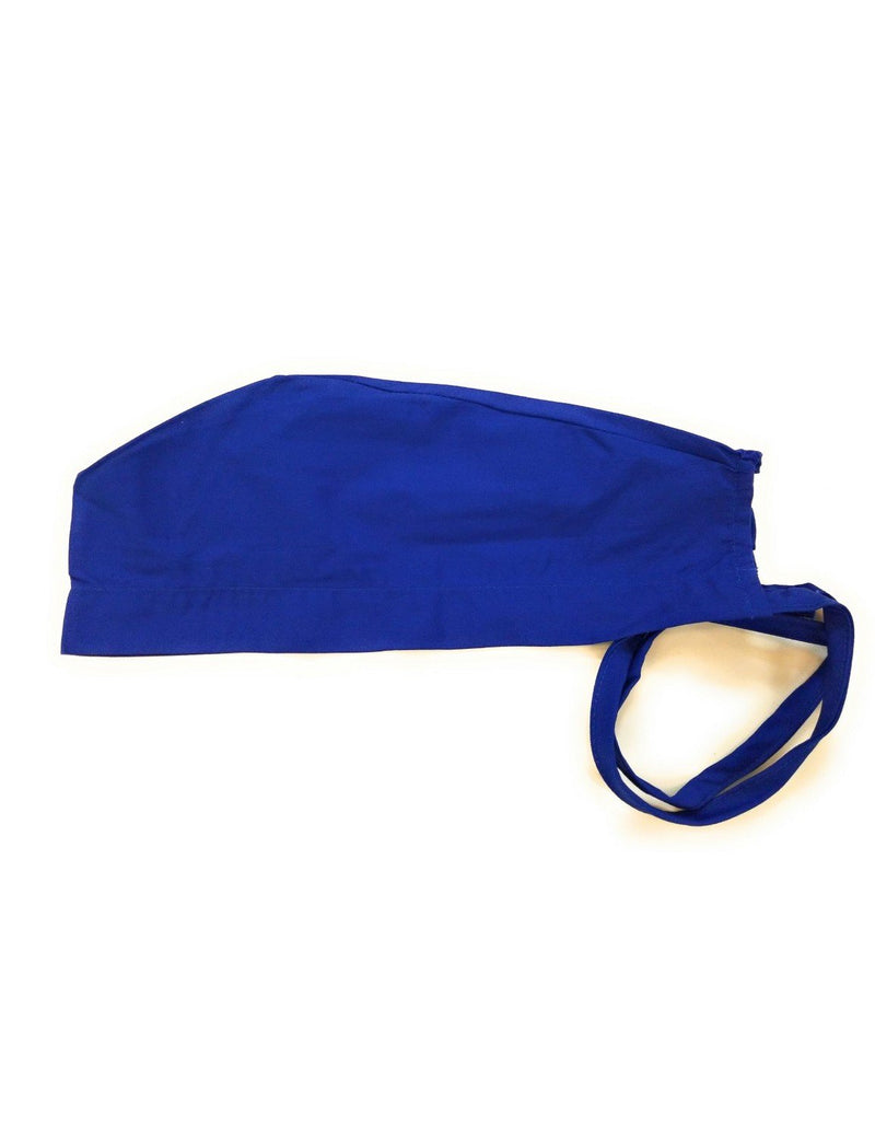 Lizzy-B Adult's Unisex Scrub Hat - One Size Royal