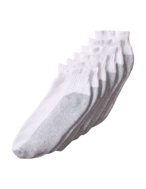 fruit-of-the-loom-men's-6-pack-cushion-ankle-crew-socks