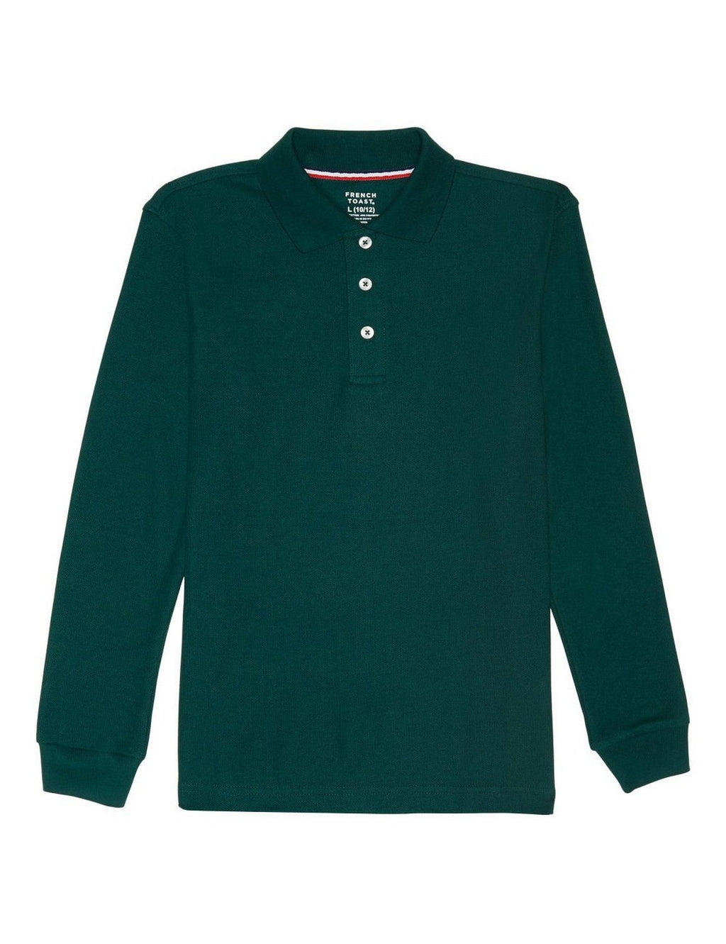 french-toast-boys'-long-sleeve-pique-polo-shirt