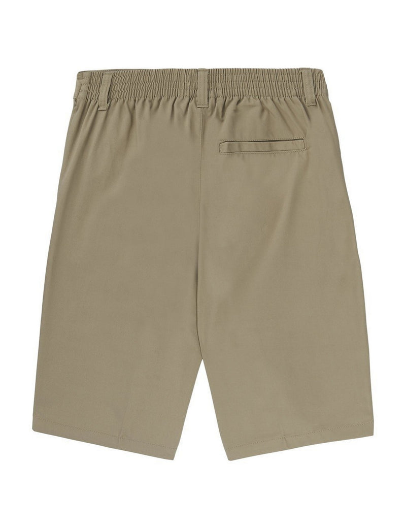 French Toast Boys' Pull-On Short Khaki