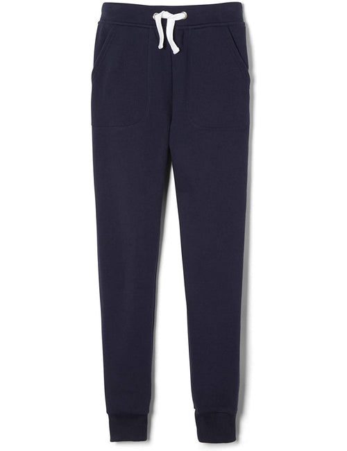 French Toast Boys' Fleece Jogger Navy