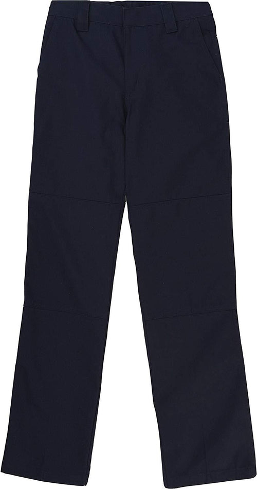 French Toast School Uniform Boys Straight Leg Utility Pants Navy